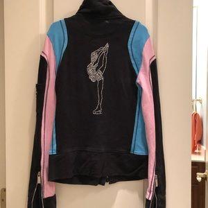 Other - Figure skating workout jacket